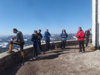 Horjulski planinci skrbijo za kondicijo in urejene planinske poti