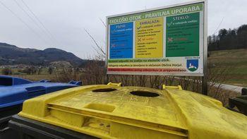 Inšpekcija je odkrila povzročitelje neprimernega odlaganja odpadkov