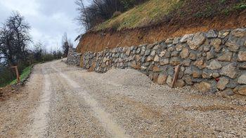 Cesta na Koreno vse bliže polaganju asfalta