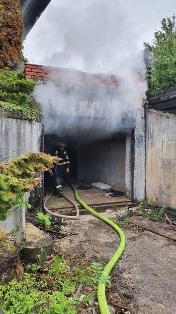 Gasilci opravili teoretični in praktični del tečaja za višje gasilce