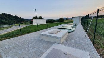 Obračun storitve odvajanja in čiščenja odpadne vode uporabnikom v naselju Podolnica