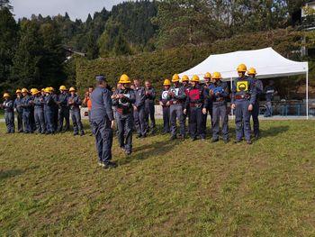Tekmovanje v gasilskih športnih disciplinah