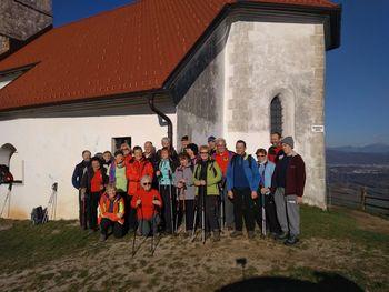 Pohod k Sv. Ani in na Planinco pod Krimom