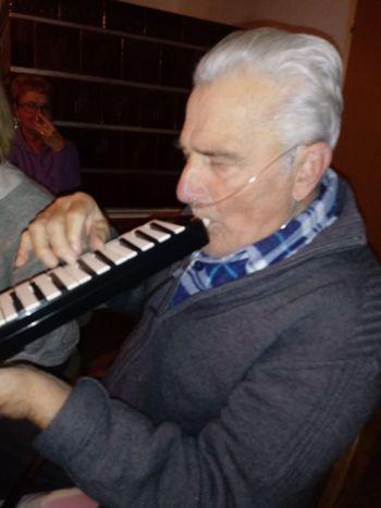 Andrej Krč, 90-letnik