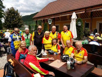 Srečanje gorenjskih kolesarjev