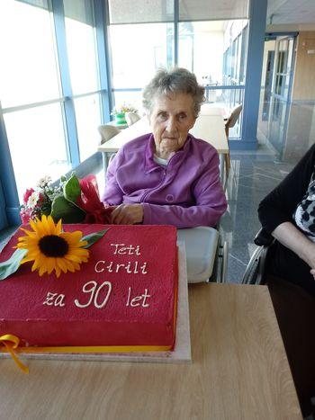 90 let Cirile Cuderman