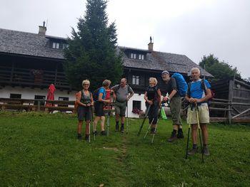 Planinski pohod DU Preddvor na Vodiško planino