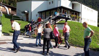 Ekskurzija Turističnega društva Kokra v Rezijo