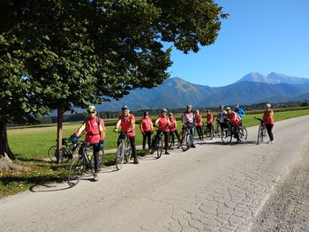 Spominski kolesarski izlet DU Preddvor
