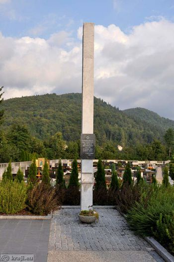 Komemoracija v počastitev dneva spomina na mrtve