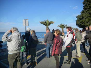 Spoznavna ekskurzija članov Turističnega društva Rakitna v slovenski del Istre