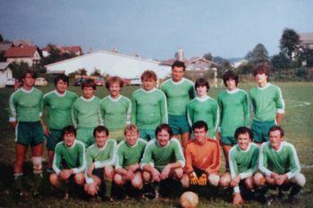 Leta 1972 ponovni razmah igranja nogometa v Podpeči (nadaljevanje in konec)