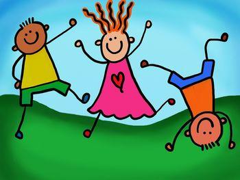 Gibalne igre – delavnica za otroke vseh starosti