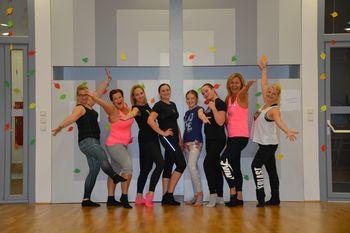 Plesna rekreacija za ženske