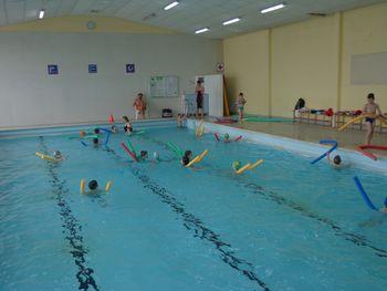Plavalni tečaj v Vrtcu Mavrica Trebnje