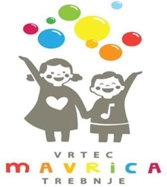 Obvestilo staršem vključenih otrok v Vrtec Mavrica Trebnje