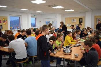 Tradicionalni slovenski zajtrk