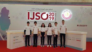 Intervju z devetošolko OŠ M. M. Šentjanž Jožico Bec, udeleženko Mednarodne juniorske naravoslovne olimpijade