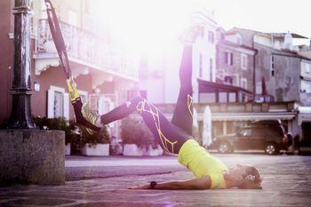 TRX - vadba na najlonskih vrveh