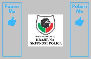 Akcija Poberi Me v Krajevni skupnosti Polica