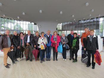 Biljenski upokojenci na Dnevu medgeneracijskega sožitja v Ljubljani