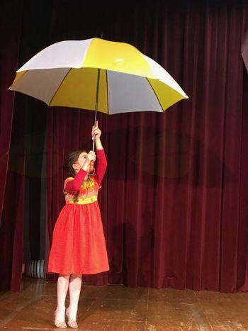 Priznanje za predstavo Moj dežnik je lahko balon