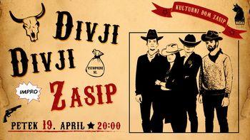 """Impro v Zasip':""""Divji Divji Zasip"""""""