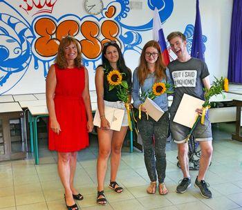Dijaki EGSŠ Radovljica zelo uspešni na poklicni maturi v spomladanskem roku 2019