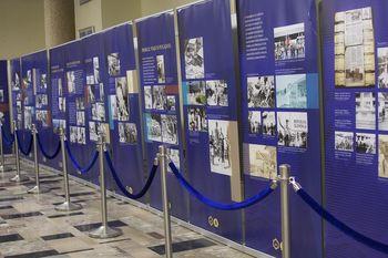 Otvoritev razstave na EGSŠ Radovljica