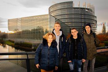 Evropski poslanec za en dan