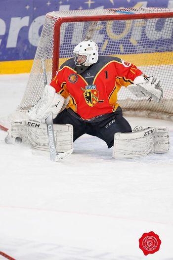 Timotej Pančur med hokejem in šolo