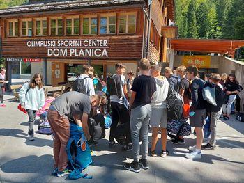 Spoznavni tabori za srednješolce