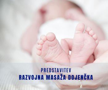 Predstavitev: Razvojna masaža dojenčka
