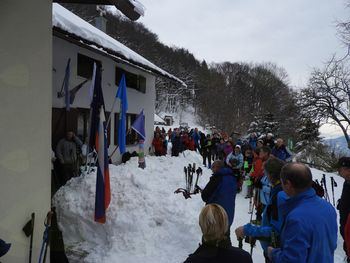 Snežna pravljica na Čavnu