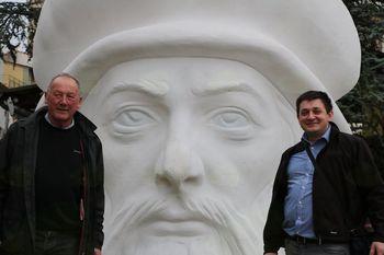 Vipavci v Vinciju na praznovanju rojstnega dne Leonarda Da Vinci