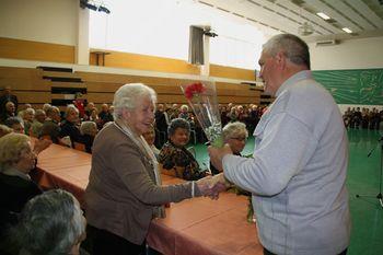 Srečanje ajdovskih občanov starejših od 80 let