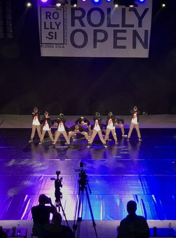 Maribor - Rolly dance open