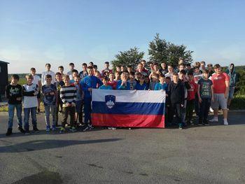 Bili smo na turnirju v Srbiji