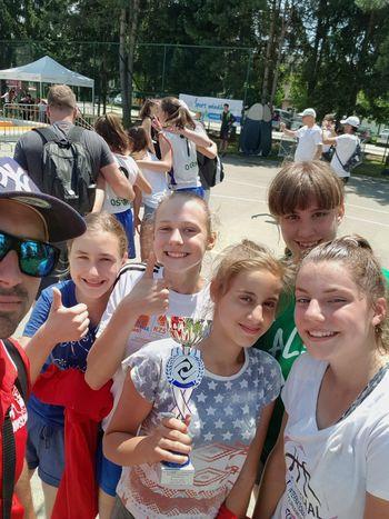 Športniki dosegli izjemne rezultate na šolskih tekmovanjih