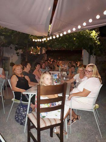 Ženski večer na Cejkotovi domačiji
