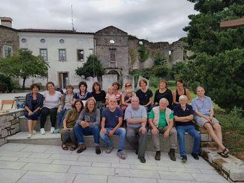 14. mednarodno likovno srečanje v Vipavskem Križu