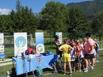 Planinsko društvo Ajdovščina na mini olimpijadi