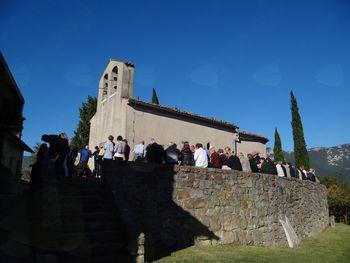 Zaključek prireditve ob 400-letnici cerkve sv. Janeza