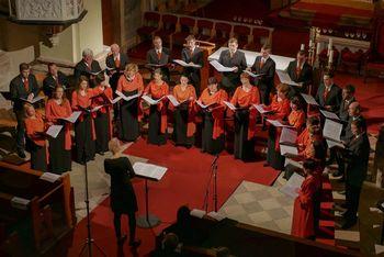 Jubilejni koncert komornega zbora Ipavska