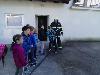 Obisk prostovoljnega društva gasilcev Vrhpolje
