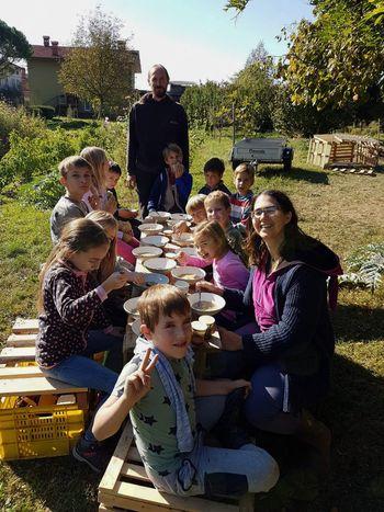 Na Waldorfski šoli Primorska rastemo, se učimo in povezujemo z lokalno in širšo skupnostjo