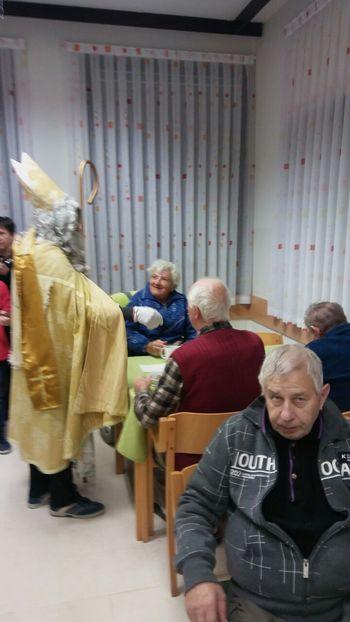 Obisk miklavža v DSO Ajdovščina