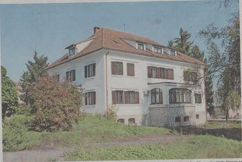 Mladinski dom Toneta Tomšiča na krasu