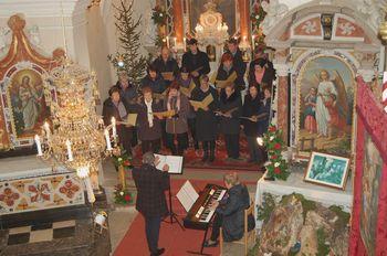 40 let Gradiškega cerkvenega zbora