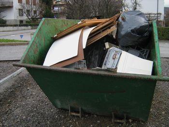 KSD Ajdovščina: Kako naročiti odvoz kosovnih odpadkov?